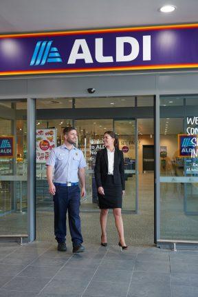 ALDI-store