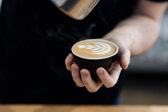 Black Bag Roasters coffee