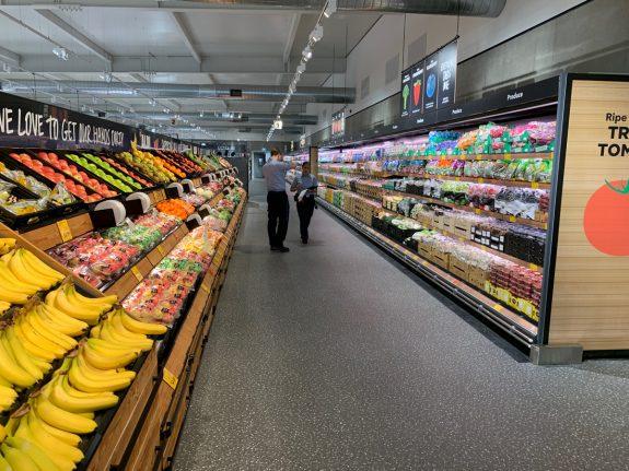 Produce-aisle