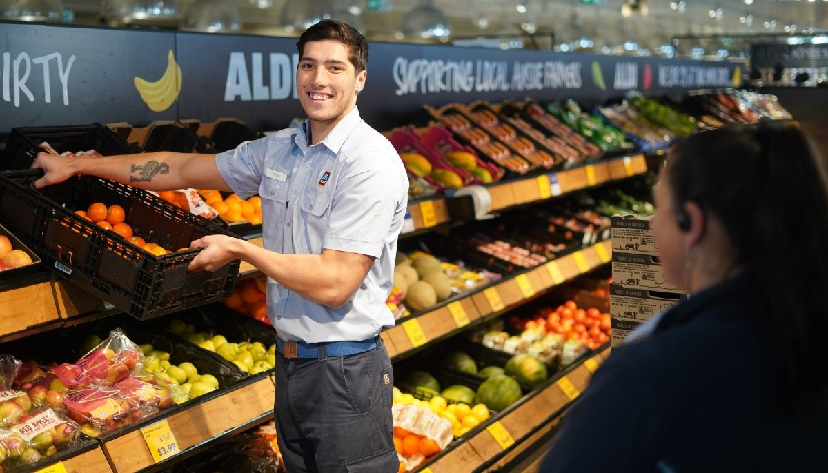 ALDI Australia is Recognised as an Employer of Choice