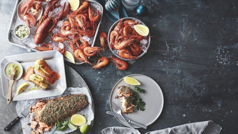 Introducing ALDI's 2020 Christmas Seafood Selection