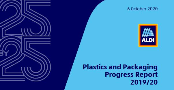 Plastics and Packaging Progress Report 2019/20