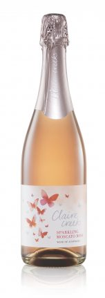Claire Creek Sparkling Moscato Rosa Nv