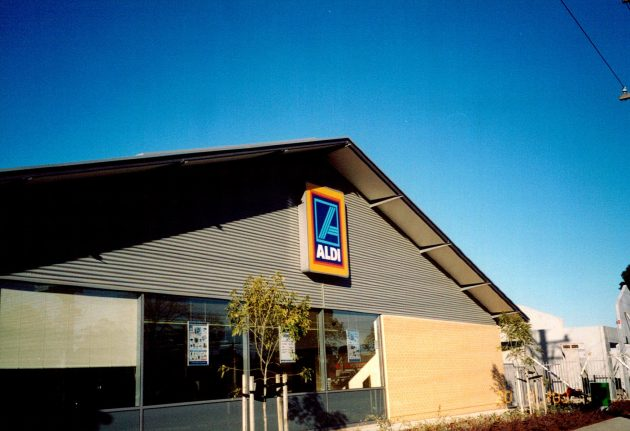 ALDI opened it's first Victorian stores in 2003 - ALDI Beaconfield pictured