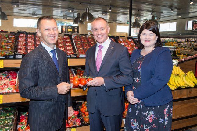 ALDI opens its first store in South Australia 2016