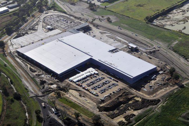ALDI opens new Dandenong Distribution Centre in Victoria 2010