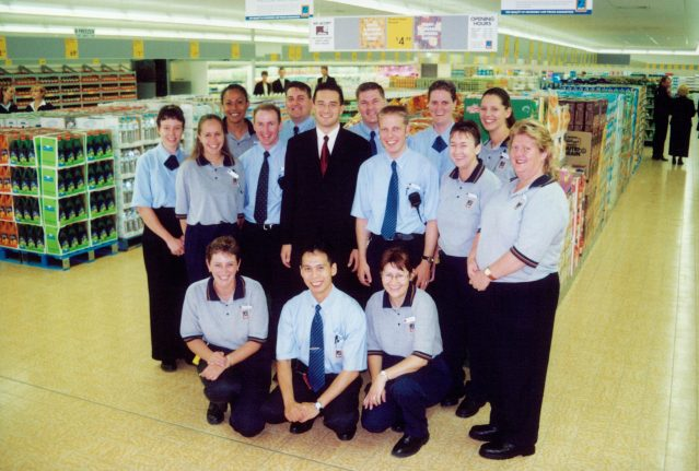 Quakers Hill Grand Opening 01-02-01