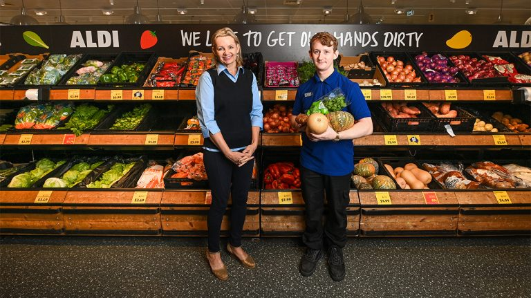 ALDI Australia Commits to a Zero Waste Future