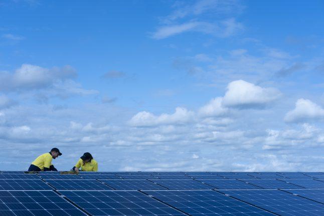 Epho Commercial Solar Power