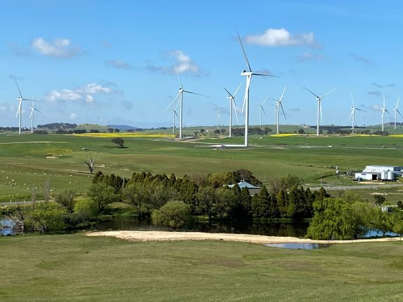 RATCH-Australia Collector Wind Farm