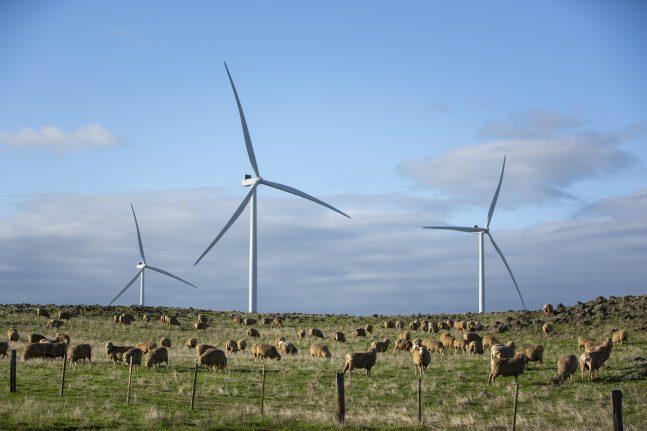 Tilt Renewables Dundonnell Wind Farm
