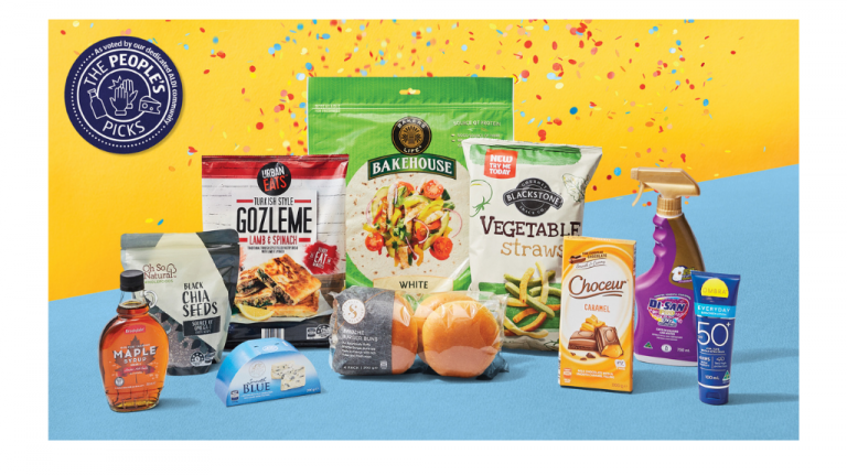 ALDI shoppers reveal 10 must-have products in annual People's Picks Awards for 2021
